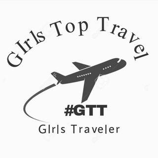 Logo de GirlsTopTravel (GTT)