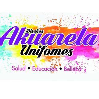 Logo de Diseños Akuarela Uniformes