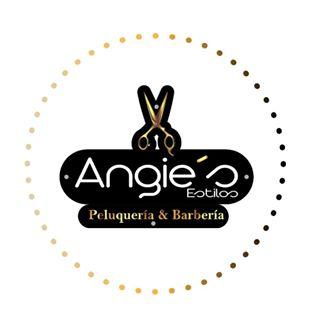 Logo de AngieStylosPeluqueria