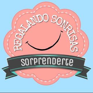 Logo de Sorprenderte RegalandoSonrisas