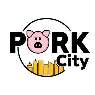 Logo de Pork City Papitas