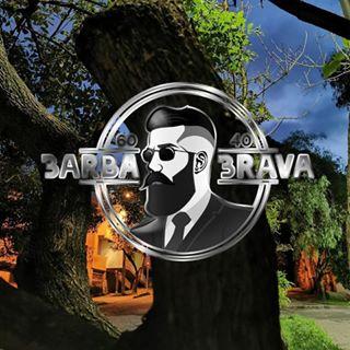 Logo de Barba Brava®️💈 Barber shop spa