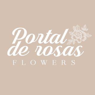 Logo de Portalderosasflowers