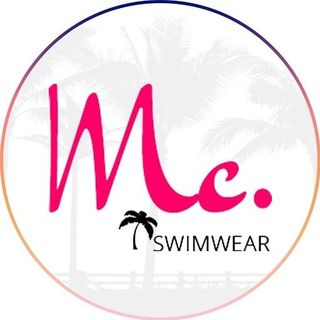 Logo de 🅜🅒 🅢🅦🅘🅜🅦🅔🅐🅡 | Vestidos de baño