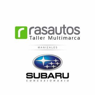 Logo de Rasautos-Subaru
