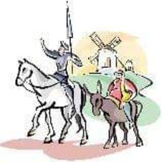 Logo de RESTAURANTEUNLUGARDELAMANCHA