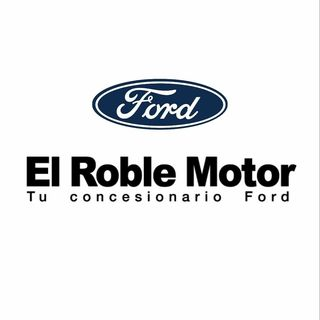 Logo de El Roble Motor Ford
