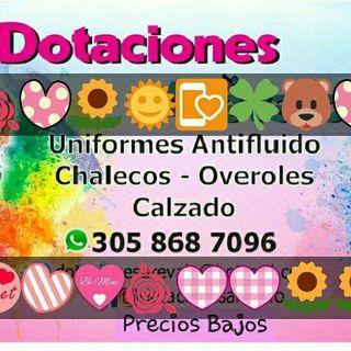 Logo de Dotaciones Empresariales
