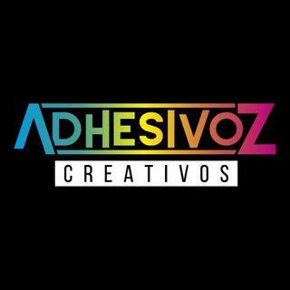 Logo de AdhesivoZ Creativos