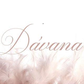 Logo de Dávana pijamas  🌺