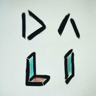 Logo de DALI 3D - Diseño, Arte y 3D