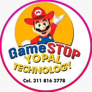 Logo de Videojuegos Game STOP yopal