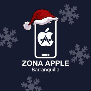 Logo de ZONA APPLE 