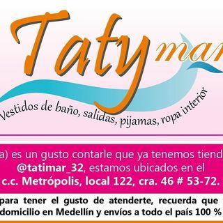 Logo de vestidosdebañoTati Mar👙