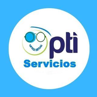 Logo de ◦•●◉✿ Optica Virtual ✿◉●•◦