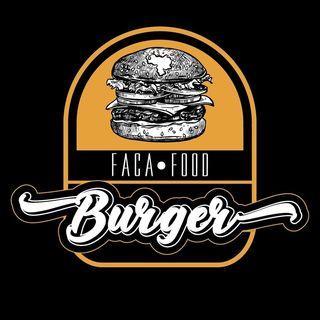 Logo de Faca Food Burger