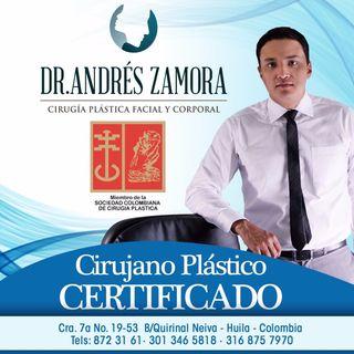Logo de Dr. Andrés Zamora