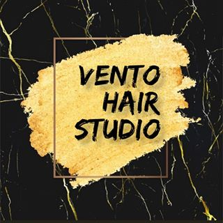 Logo de Vento Hair Studio