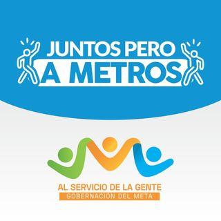 Logo de Gobernación del Meta