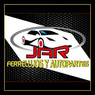 Logo de Ferrelujos Y Autopartes JAR