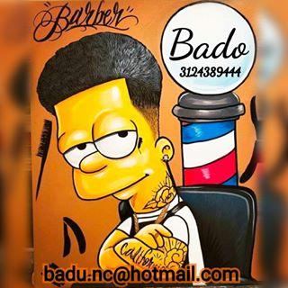 Logo de Badu Barber
