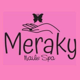 Logo de Meraky Nails Spa