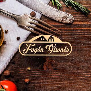 Logo de FOGÓN GIRONÉS