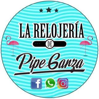 Logo de LaRelojeriaDePipeGarza