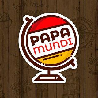 Logo de Papa mundi