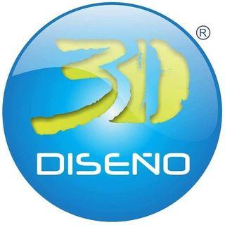 Logo de 3D Diseño
