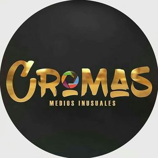 Logo de ✖ CROMAS ✖