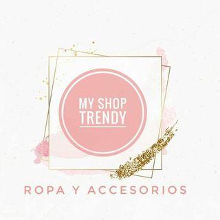 Logo de My Shop Trendy 💟