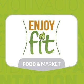 Logo de ENJOY Fit Food & Market®️