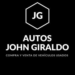 Logo de Autos John Giraldo
