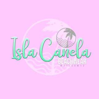 Logo de ISLA CANELA BEACHWEAR🏝👙🐠