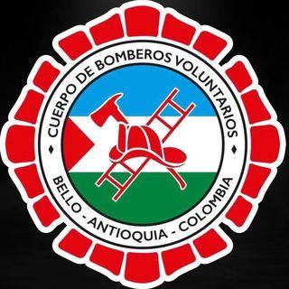 Logo de Bomberos Bello