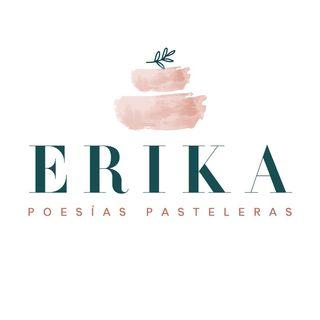 Logo de Erika | Poesias Pasteleras
