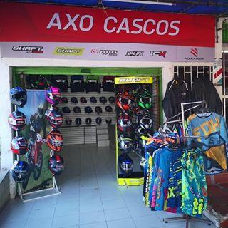 Logo de AXO CASCOS CTG