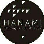 Logo de Hanami Teppanyaki Sushi Bar