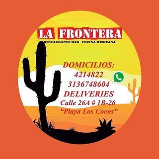 Logo de lafronteramex ®
