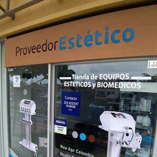 Logo de Proveedor Estetico Colombia