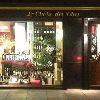 Logo de le choix des vins Buenos Aires
