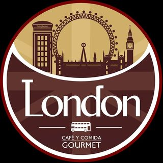 Logo de London Coffee Pamplona