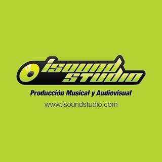Logo de iSoundStudio Aud+Vid+Streaming