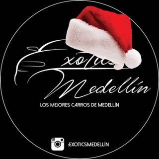 Logo de EXOTICS MEDELLIN