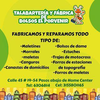 Logo de TALABARTERIA EL PORVENIR