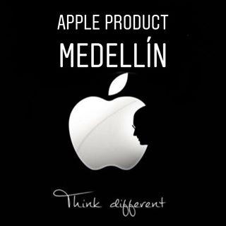 Logo de Apple Product Medellin📱🍏