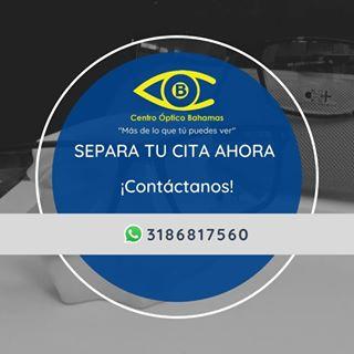 Logo de Óptica Bahamas - Bogotá