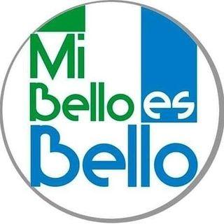 Logo de Mi Bello es bello