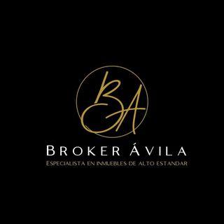 Logo de Ávila Broker inmobiliario